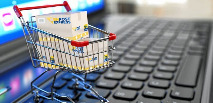 Poslovno rješenje BH Pošte za e-trgovinu
