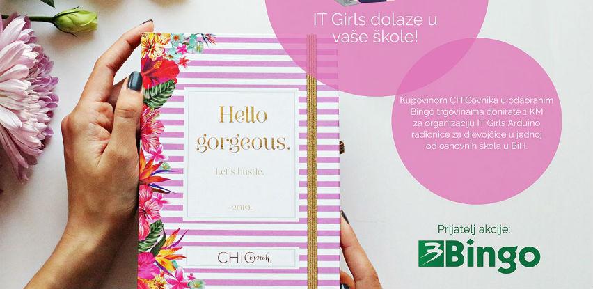 CHICovnik x Bingo x IT Girls digitalna revolucija