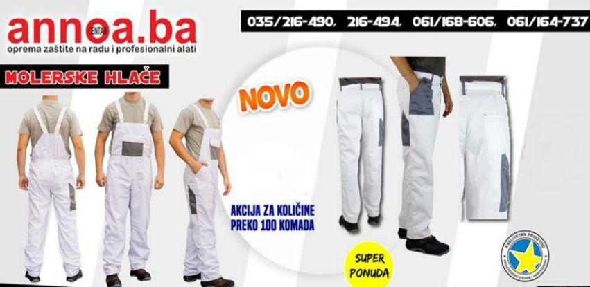 Annoa: Akcija molerskih hlača