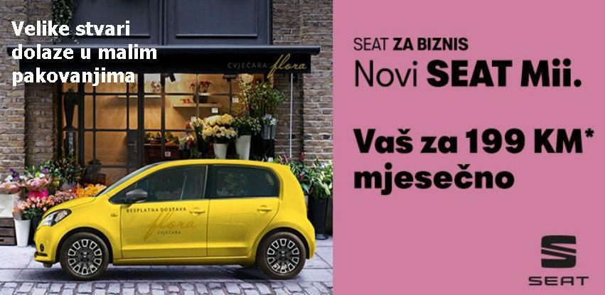 SEAT za biznis!