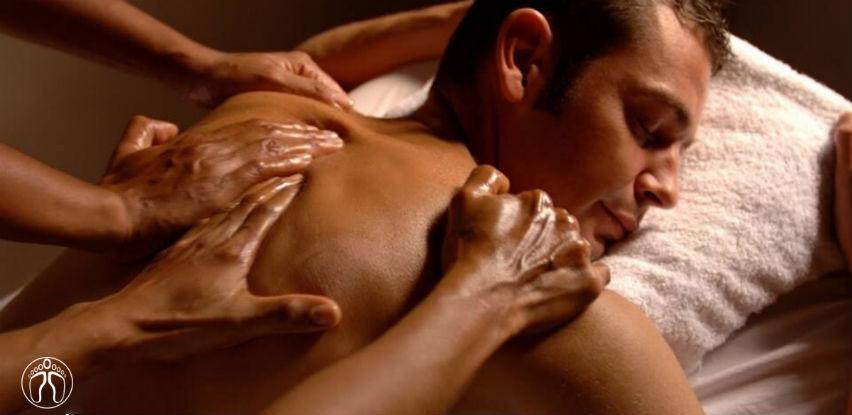 Iskusite čari četveroručne masaže u Herbal spa centru
