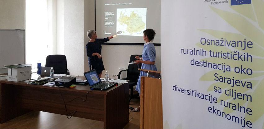 """Alterural održao radionicu """"Valorizacija i animacija lokalne baštine"""""""