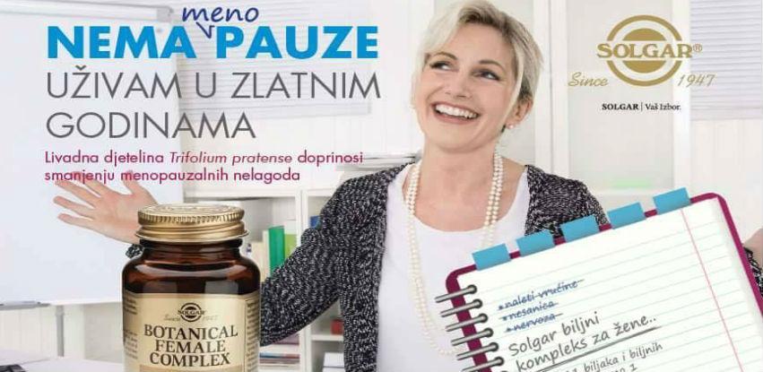 Solgar Biljni kompleks za pomoć ženama u menopauzi