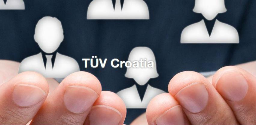 Uz TÜV Croatia stručnu pomoć uložite u svjetliju budućnost Vaše tvrtke