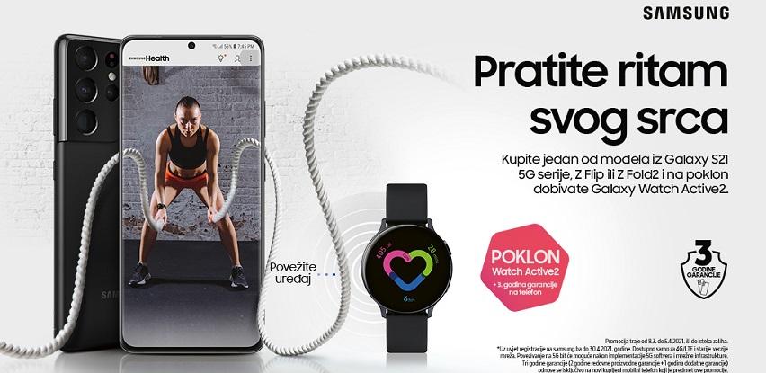 Samsung - Pratite ritam svoga srca