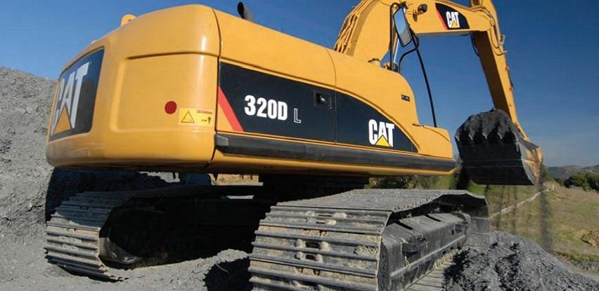 CAT® General Duty donji stroj - pravi balans performansi i vrijednosti