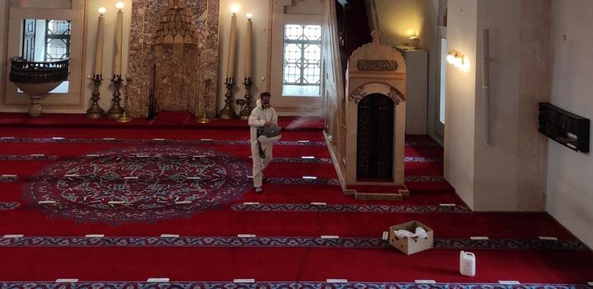 Gazi Husrev-begova džamija zaštitila prostorije najnovijom ZOONO® tehnologijom