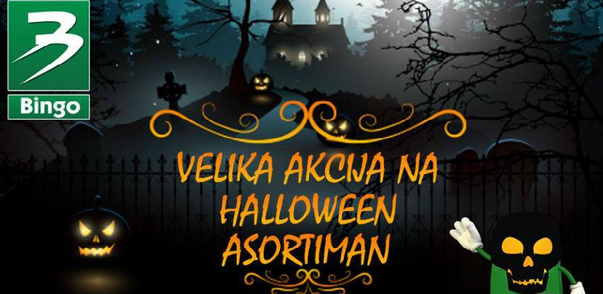 Akcija na Halloween asortiman u Bingu!