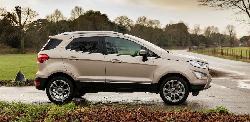 Ford EcoSport - Pametan, sposoban, moćan i štedljiv!