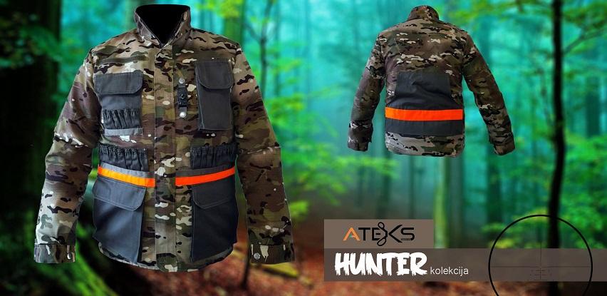 Hanter kolekcija iz Ateksa – Za lov sa stilom