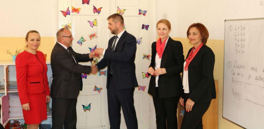 Donacija Addiko banke za OŠ Sveti Sava Bijeljina 12.000 KM