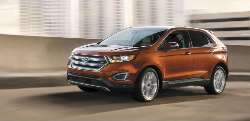 Ford Edge pruža savršeno uravnoteženu kombinaciju performansi