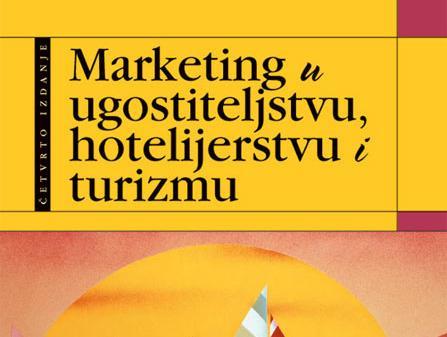 Najisčekivanija knjiga iz područja ugostiteljstva, hotelijerstva i turizma