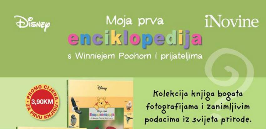 Moja prva enciklopedija na kioscima iNovina