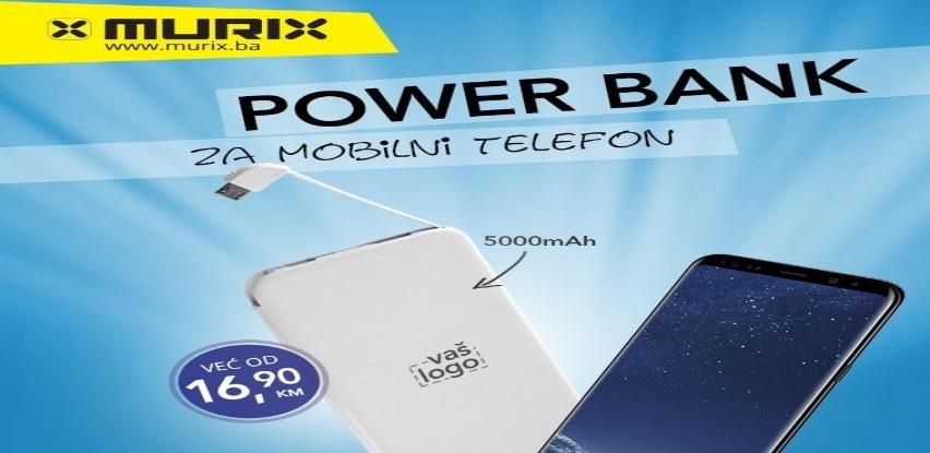 Power Bank sa logom Vaše firme za mobilne telefone