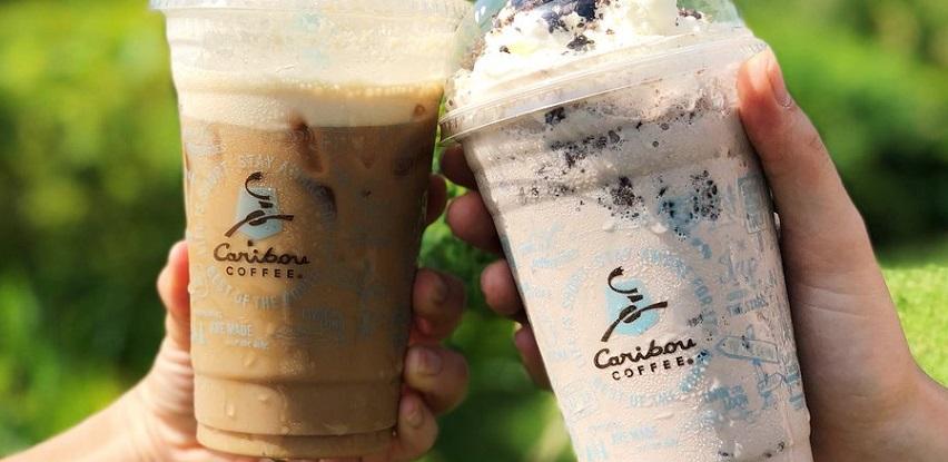 Iskoristite ostatak lijepih dana uz Caribou ledene kafe!
