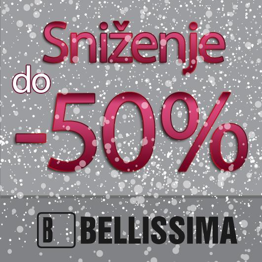 Bellissima danas otvara sezonu sniženja uz popuste do 50%!