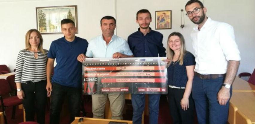 Mozaik i grupa građana iz Vlasenice uređuju košarkaško igralište