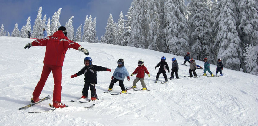 I ove godine KJP ZOI'84 organizuje školu skijanja