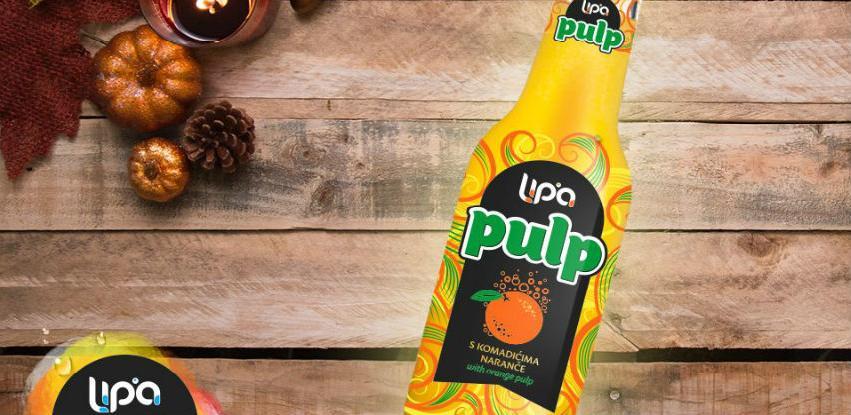 """Uživajte u plodovima jeseni uz """"Lipa pulp"""""""