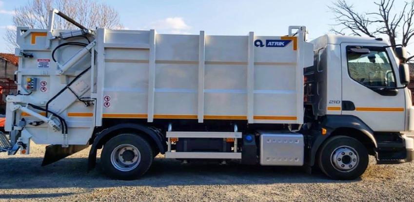 SV Company ovlašteni distributer i serviser ATRIK komunlnih vozila i opreme