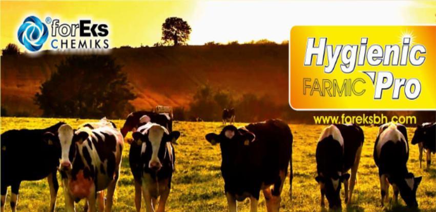 Sve za higijenu vaše farme I kvalitet mlijeka