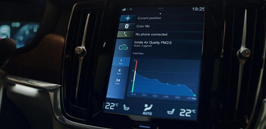 Udahnite čist vazduh u novim vozilima Volvo