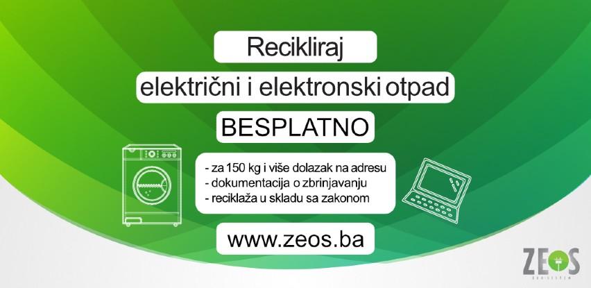 Da li električni i elektronski otpad reciklirate u skladu sa zakonom?