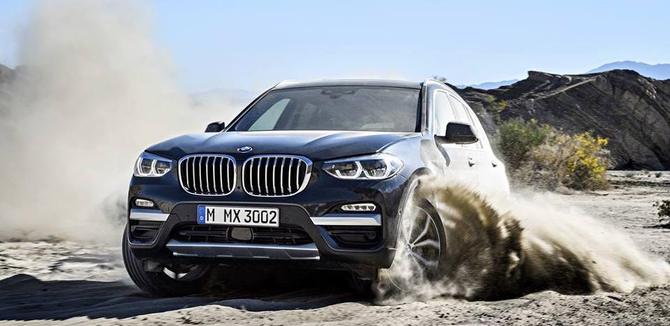 Podignite prašinu sa BMW X3