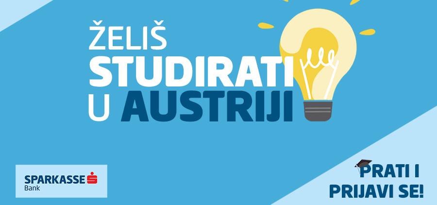 Sparkasse Bank: Uskoro počinju prijave za plaćeni studij ili praksu u Austriji