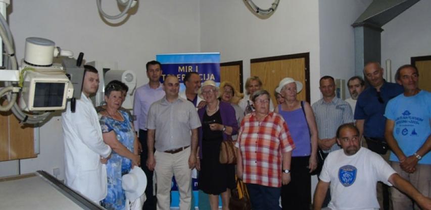 HIFA PETROL donirala sredstva za kupovinu mamograf aparata UG