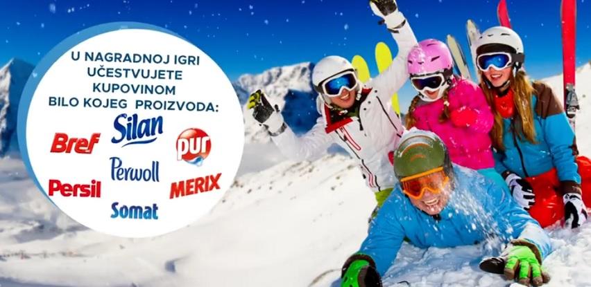 Nagradna igra: Idemo na zimovanje uz Amko komerc i Henkel