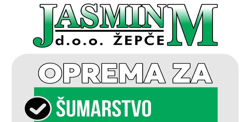 Jasmin M d.o.o. Žepče lider na tržištu šumske opreme
