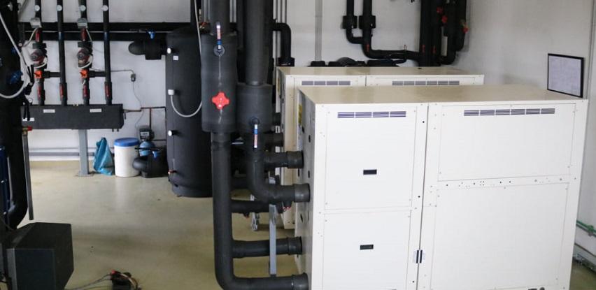 Kompletan sistem grijanja i hlađenja poslovno-skladišnog objekta