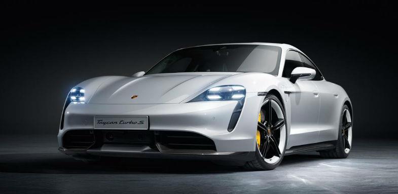 Svjetska premijera novog Porsche Taycan
