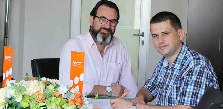 """BH Telecom sponzor manifestacije """"Mostarsko ljeto"""""""