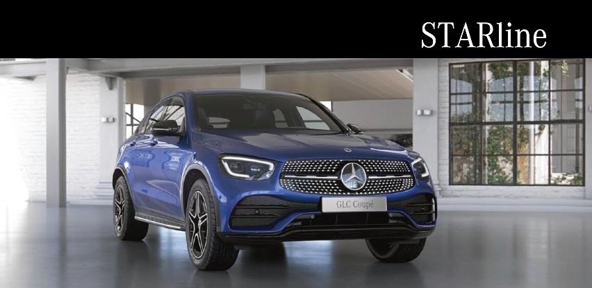 U STARline po novog GLC Coupe-a po posebnoj cijeni!