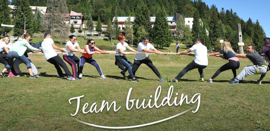 Team building je bitan način jačanja timskog duha i motivacije za rad