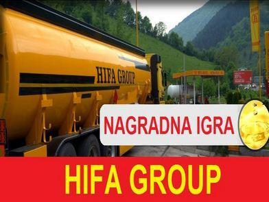 Hifa Group: Učestvujte u nagradnoj igri i osvojite vrijedne nagrade