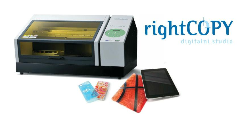 RightCopy ide u korak sa vremenom i rade sa najboljim UV mašinama
