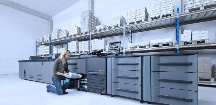Bizhub PRESS 1052e otvara nove mogućnosti za proširenje i rast vašeg poslovanja