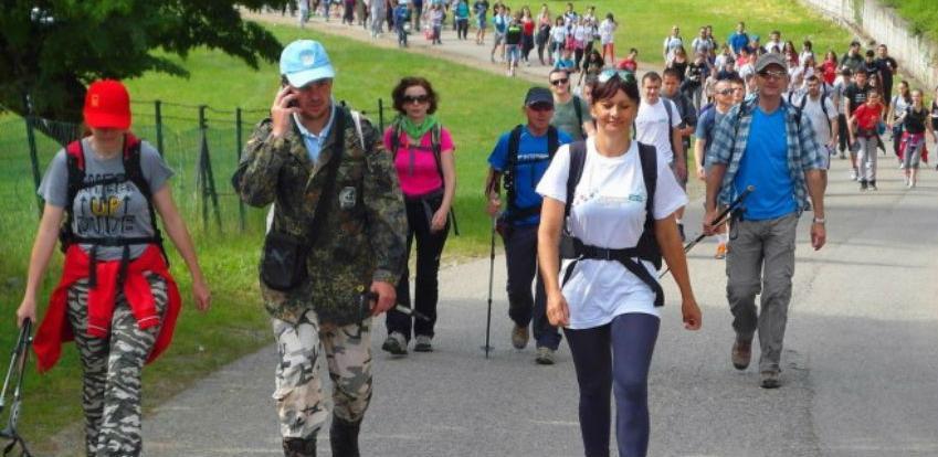 "Husqvarna i Thor podržali ""Ozrenski planinarski maraton"""