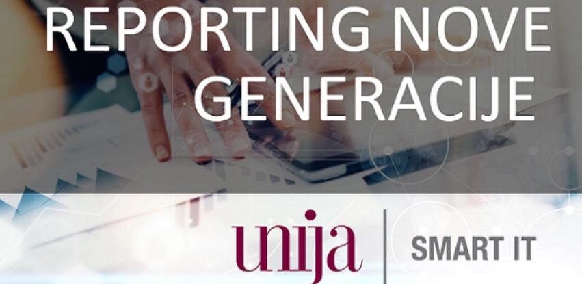 Unija Smart IT – Reporting nove generacije