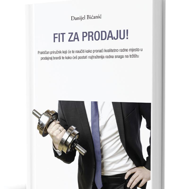 Naklada Mate: Fit za prodaju, Danijel Bićanić