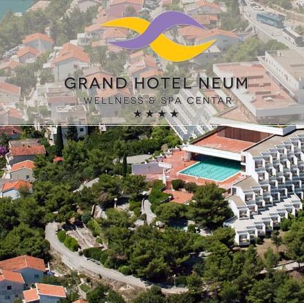 Grand Hotel Neum: Izvrsno mjesto za odmor