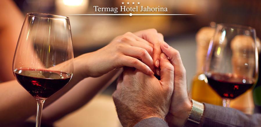 Za dan zaljubljenih Hotel Termag poklanja romantičnu večeru za dvoje!