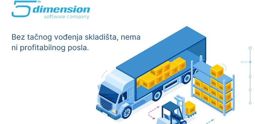 5TH Dimension: Bez tačnog vođenja skladišta, nema ni profitabilnog posla!