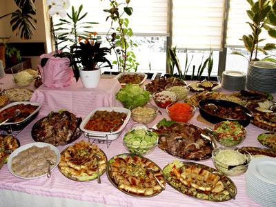 Restoran Terasa: Moderan ambijent i tradiconalna jela