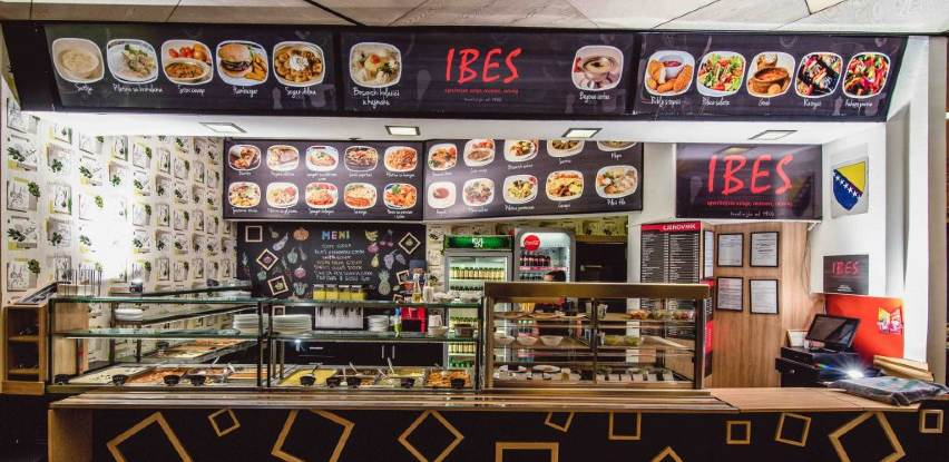 Posjetite Ibes i uživajte u kvalitetnoj i ukusnoj hrani