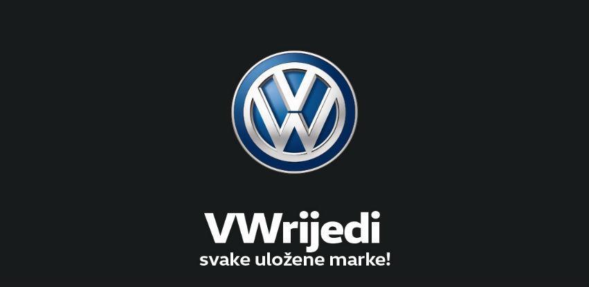 VWrijedi svake uložene marke!